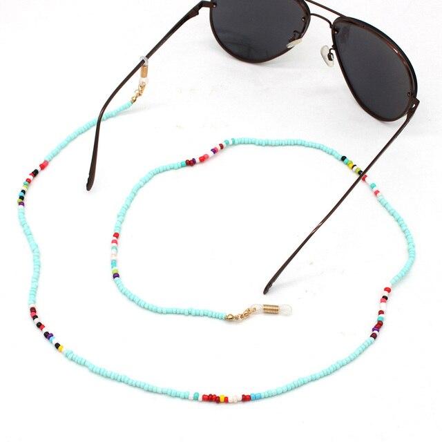 Купить многоцветное стекло украшенное бусинами стеклянная цепочка солнцезащитные картинки цена