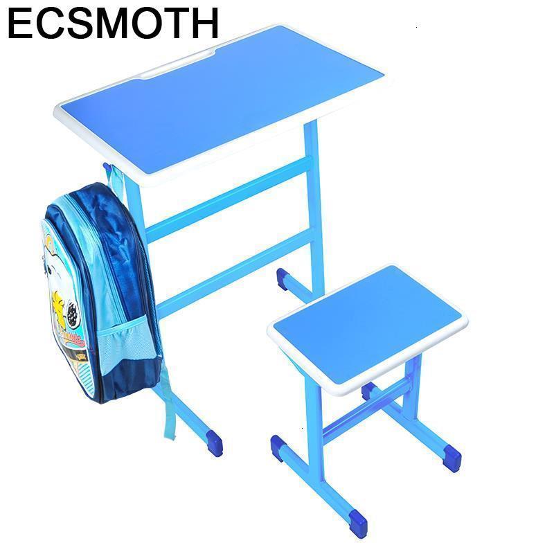 Children Avec Chaise Cocuk Masasi And Chair Y Silla Tavolino Bambini Adjustable Mesa Infantil Bureau Enfant Study Table For Kids