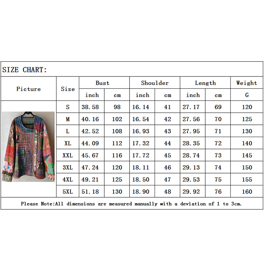 Women Vintage Floral Ethnic Style Asymmetrical Blouse India Folk Long Sleeve Skew Neck Retro Shirt blusas mujer de moda 2019 New
