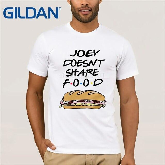 Amis Joey Tribbiani Rachel émission de télévision drôle nouveauté t-shirt t-shirt cadeau danniversaire livraison gratuite manches courtes coton mode