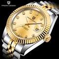 PAGANI Дизайн мужские часы Топ бренд класса люкс Высокое качество Бизнес Мода автоматические механические часы для мужчин сапфир нержавеющая ...