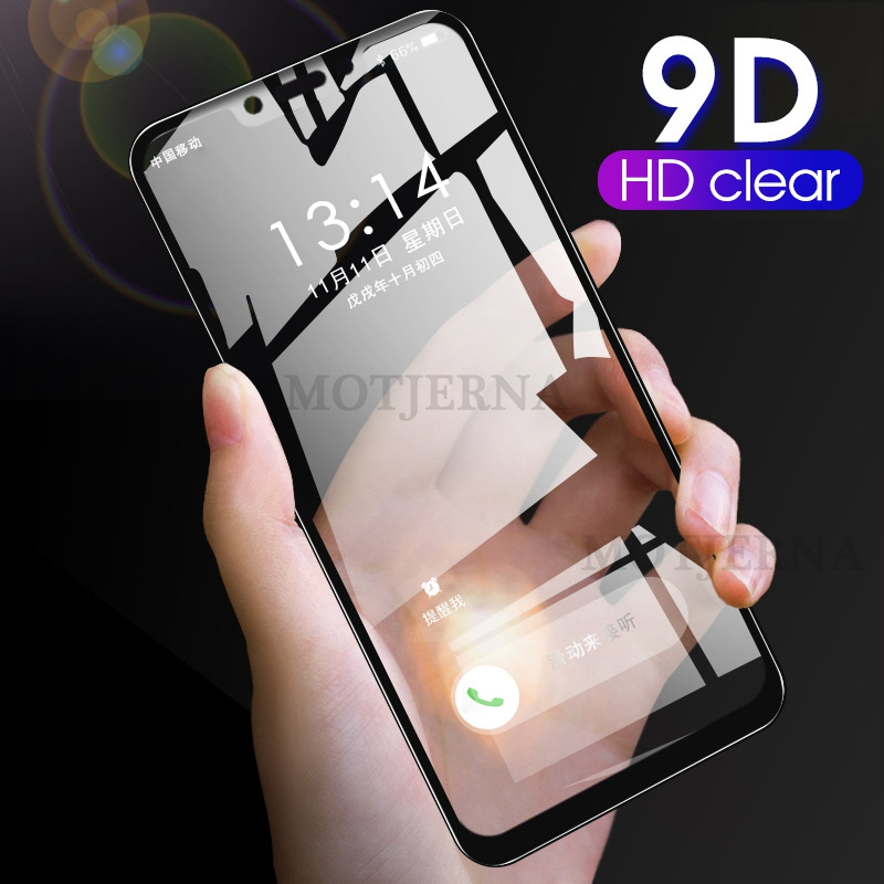 9D 2.5D Tempered Glass Films For Huawei P10 P20 P30 Lite Mate 20 Screen Protector On The For Honor 8X 10 9 Lite Protective Film