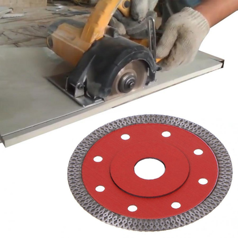 110/115/125mm Nano Saw Blade Blue Coating Circular Diamond Saw Woodworking Blade Cutting Discs Carbide Saw Blade
