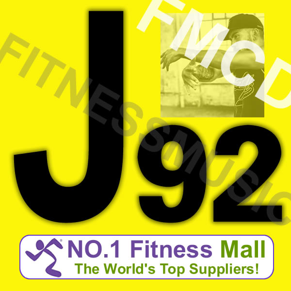 [Hot Sale] Free Shipping FMCD 2020.02 Q1 Course  BJ 92 Aerobics Latin Hip Hop Dance BJ92 Boxed+ Notes