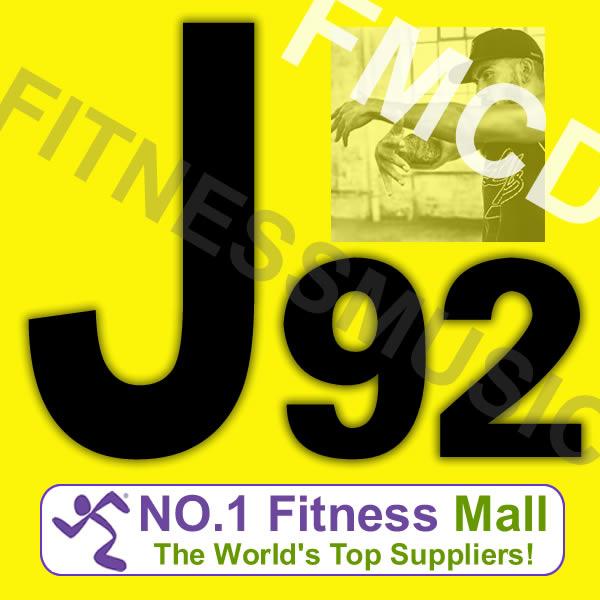 [Hot Sale] Free Shipping FMCD 2020.02 Q1 Course  BJ 92 Aerobics Latin Hip Hop Dance BJ92 Boxed+ Notes