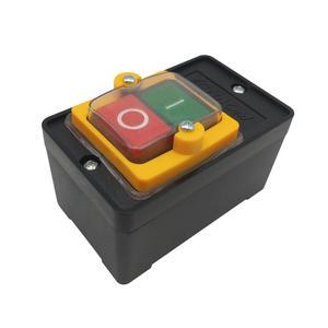 Image 3 - ON/OFF 방수 비상 누름 버튼 스위치 최대 10A 380V