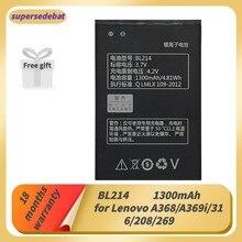 Bateria do telefone supersedebat para lenovo a368 a369i a316 a208 a269 bateria do telefone de reparação fazer baterias telefone batterie