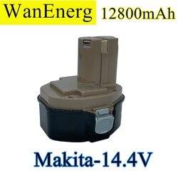 2021 power tool battery Ni MH 14.4 V 12800 MAH Makita 14.4 V Makita PA14 battery, 1422.1420.192600-1162281d 6280d