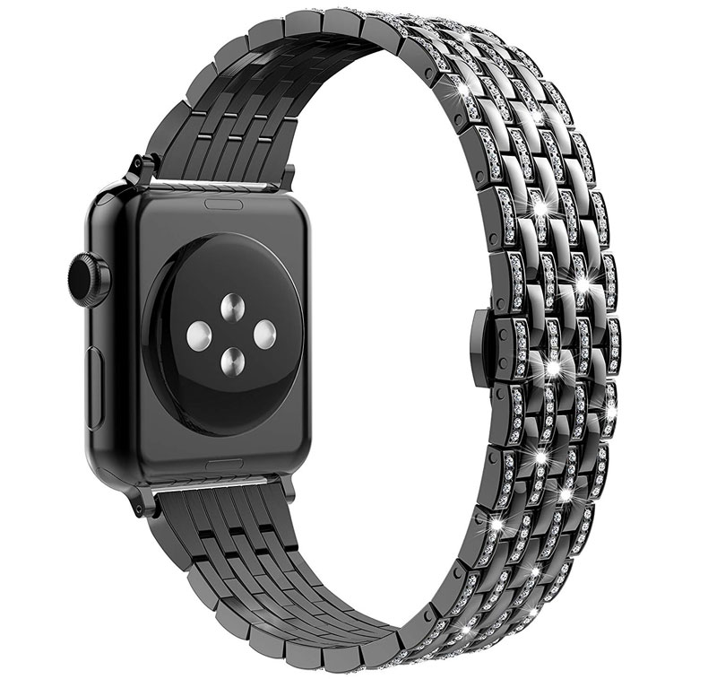 Luxury Diamond Band for Apple Watch 18