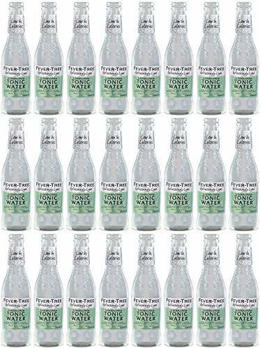 Fever-Tree Refreshingly Light Elderflower Tonic Water 24 X 200ml