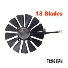 T129215SM 12V 95mm VGA Fan Für ASUS STRIX RX470 RX580 Grafikkarte Lüfter H37E