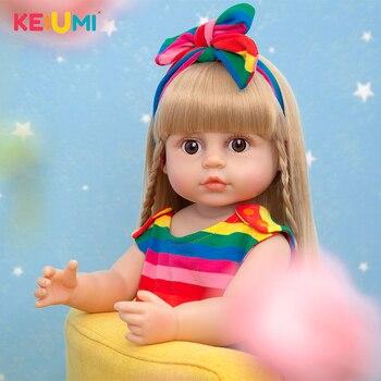 Кукла-младенец KEIUMI 22D106 3