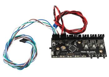 Impresora 3d Prusa I3 | 12/24V Prusa I3 MK3 Multi Filamento 2,0 Placa Base Actualización MM Placa De Control TMC2130 Controlador MMU2 Cable De Alimentación Para Piezas De Impresora 3d