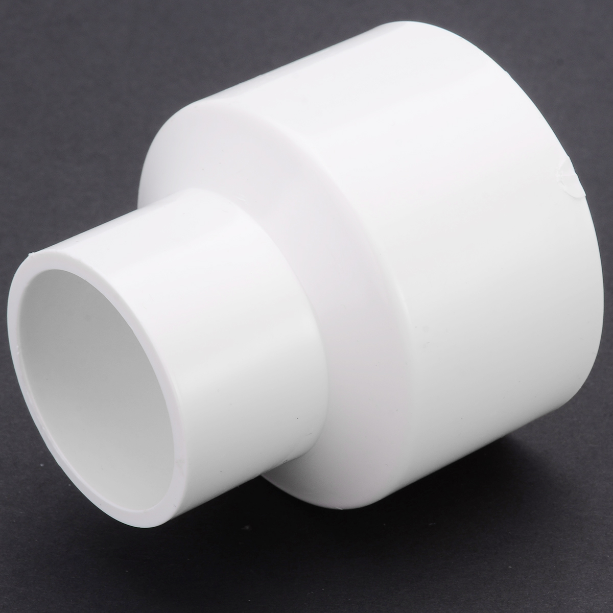 1Pcs 50mm To 32mm PVC Woodworking Reducer Adaptor Power Tool For Vacuum Cleaner For Cyclone Dust Collector Woodworking