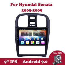 Android 9.0 IPS 9 inch Navi Auto Radio For Hyundai Sonata 2003 2004 2005-2009 Car multimedia Player GPS PIP Split Screen DVD