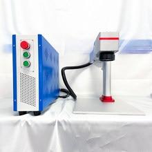 Raycus VOIERN 20w 30W 50W fiber laser marking machine for sale fiber laser marker fiber laser price