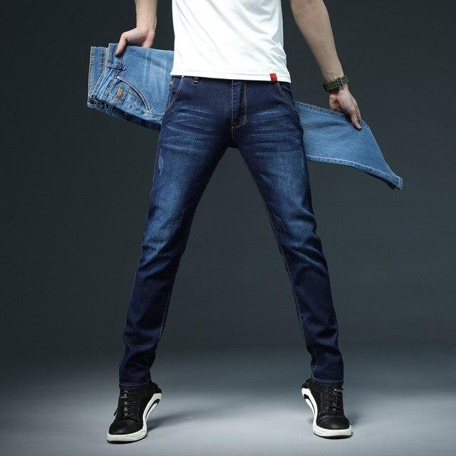 Casual Stretch Skinny Jeans 6
