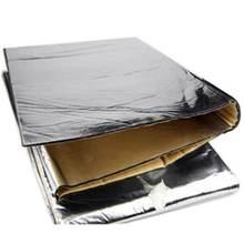 Автомобильный коврик для звукоизоляции шумоизоляция наклейка
