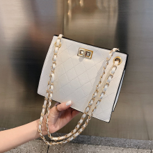 Luxury Handbags Women Bags Designer Bag Simple Fashion Shoulder Lingge Crossbody