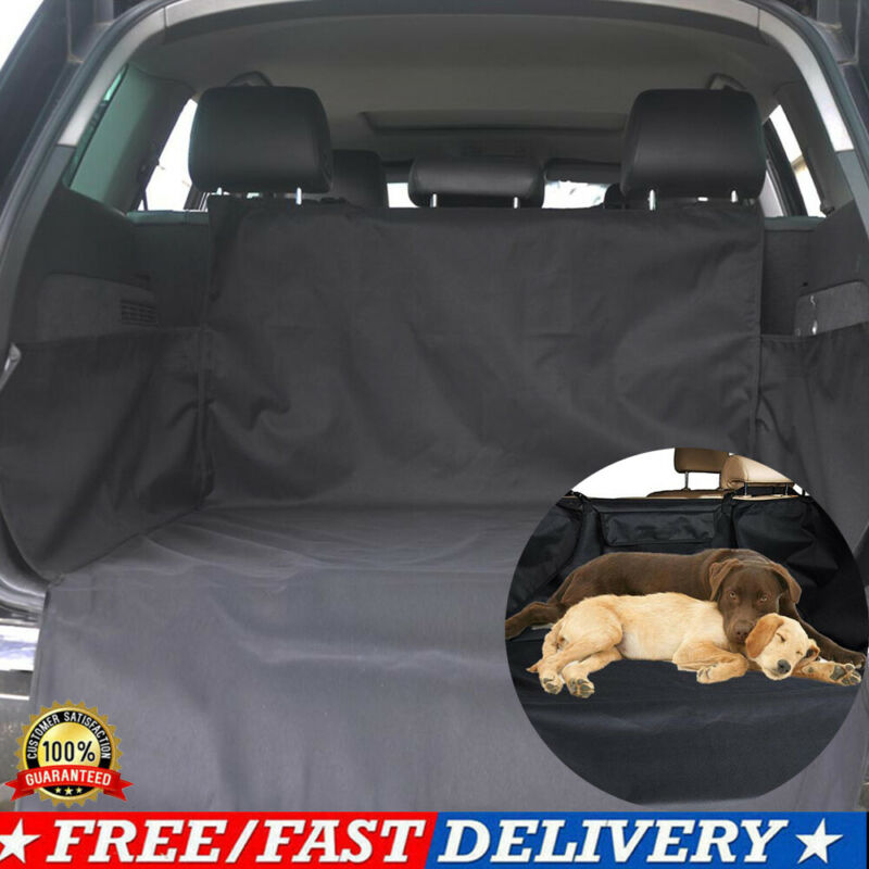 SUV Car Trunk Long Pet Pad Dog Cat Oxford Cloth Anti-dirty Pad Car Accessories
