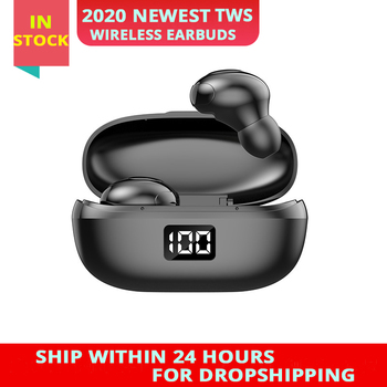 2020 New Original TWS Pro True Wireless Earbuds Bluetooth Headset Sport Headphone Bass Earphones PK i9000 Pro i12 TWS