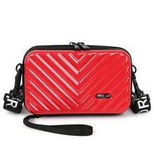Bolsos de mano de lujo para mujer, Maleta nueva, Mini bolsa de equipaje a la moda, bolsa de lavado impermeable, bolsa para teléfono móvil, Mini caja