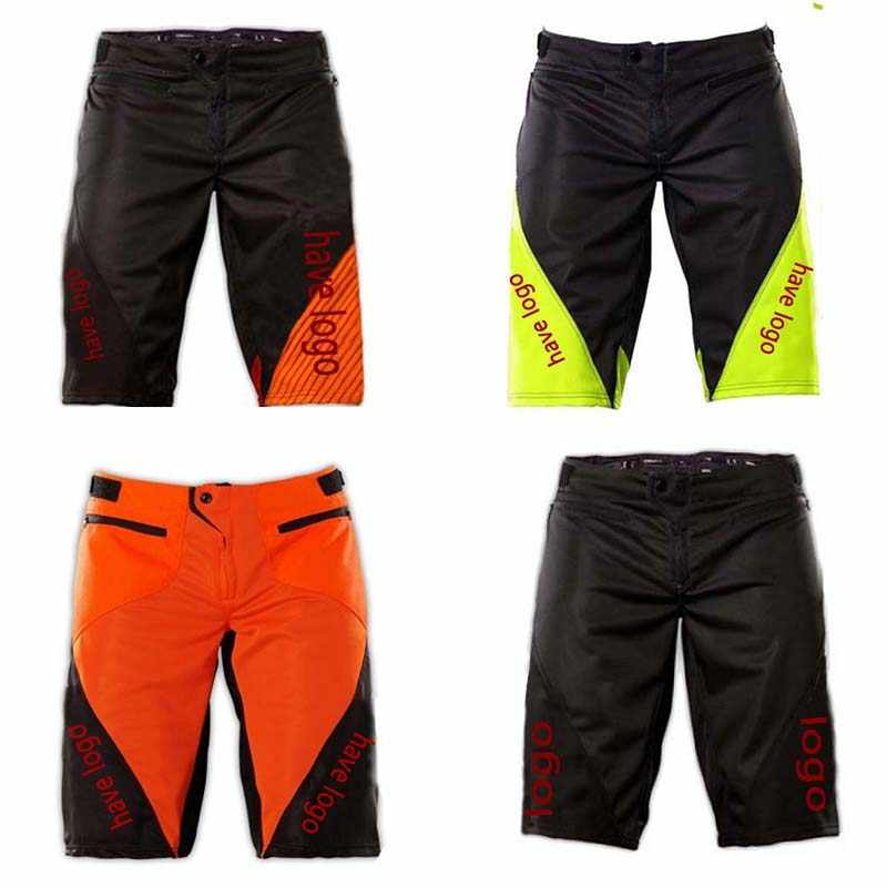 Men's Cycling Shorts MTB Mountain Bike Short Pant Breathable Loose Fit For Outdoor Sports Running Wear Bicycle Riding DH Trouser