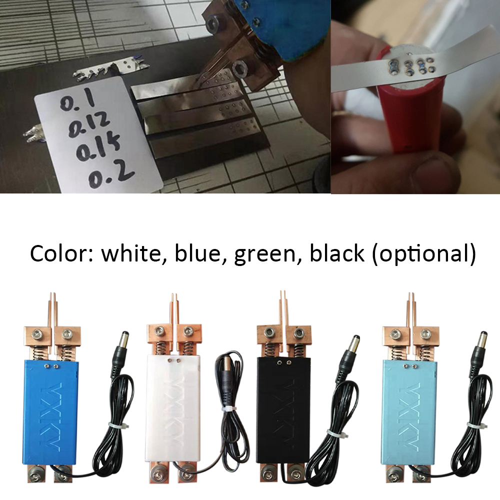Image 5 - DIY Spot Welding Machine Welding 18650 Battery Handheld Spot Welding Pen Automatic trigger Built in switch spot welderSpot Welders   - AliExpress