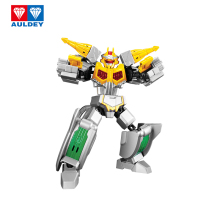 Auldey Giant Saver Figure Transformers toys Dinosaur Rangers Assembled Action Figure Transformation Megazords Toys of kid [show z store] zeta za 01 take off armeggedon combiner combaticons bruticus transformation action figure