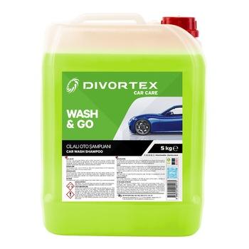 Szampon do mycia i mycia diftex 5 kg tanie i dobre opinie Divortex
