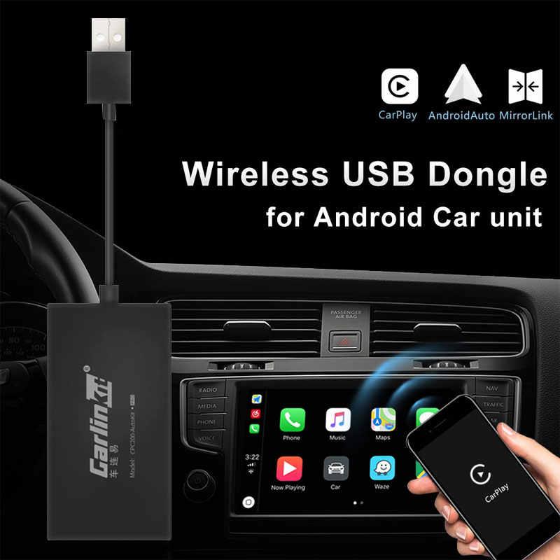 2 kolor czarny samochód Link klucz Link klucz uniwersalny Auto Link klucz sprzętowy odtwarzacz nawigacji klucza USB dla Apple Android CarPlay