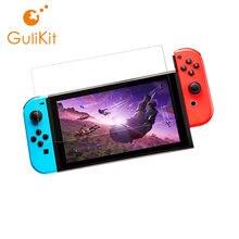 Gulikit – protecteur d'écran pour Nintendo Switch, en verre trempé, classe NS11