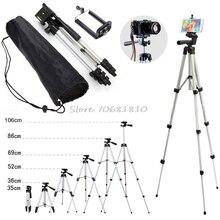 Профессиональный штатив для камеры держатель для iPhone Samsung сотового телефона + сумка
