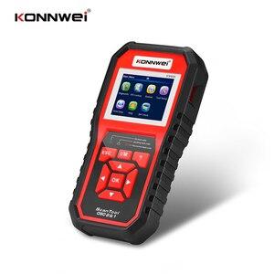 Image 2 - KW850ためOBD2スキャナeodb can自動スキャナーワンクリックアップデート車の診断スキャンツールバッテリーテスター8言語SK1803