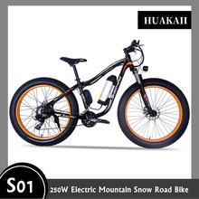 250w электрический велосипед горный снег роуд 36v 104ah батарея