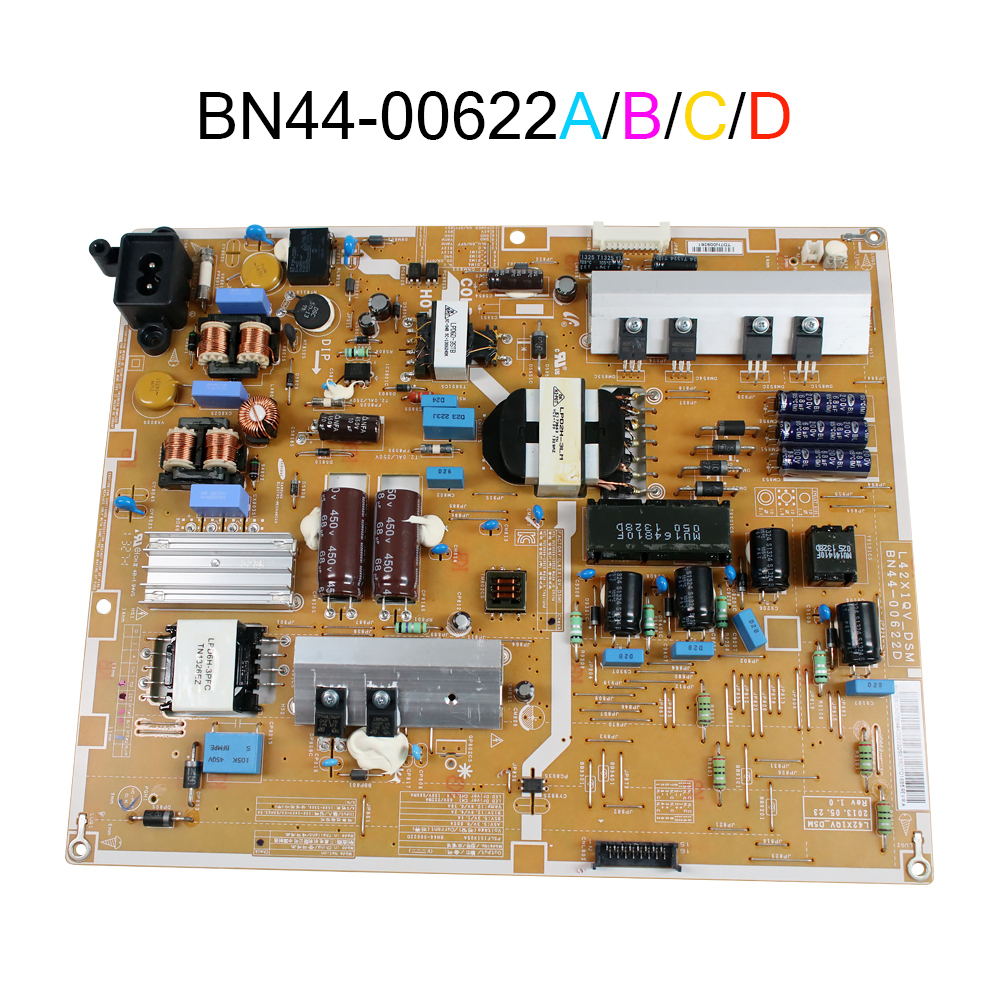 Free Shipping Good Test Power Supply Board For UN40F6400A BN44-00622A BN44-00622B BN44-00622C BN44-00622D L42X1QV_DSM