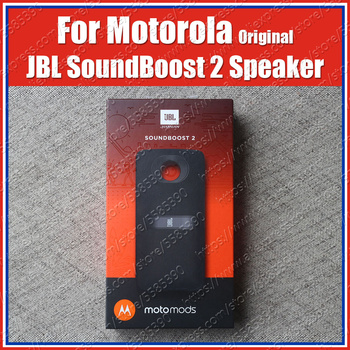 SoundBoost 2 Speaker Moto Mods 100% Original Style shells For Moto Z4 Z3 Z2 Force Play Magnetic Back Cover фото