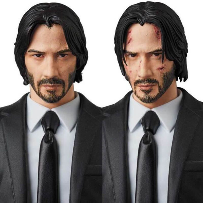 John Wick Chapter 2 Action Figure 15cm 11