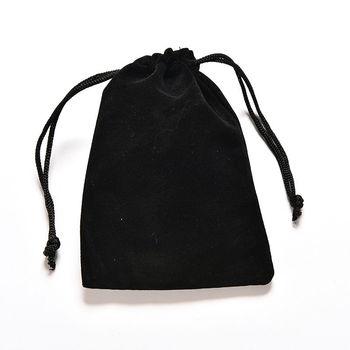 2 sztuk zestaw biżuteria i prezent i pakiet telefoniczny torby dekoracyjne etui koraliki czarna bawełniana pościel sakiewka na prezent torby tanie i dobre opinie ZTBBAO POLIESTER CN (pochodzenie)