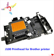 100% New and original J100 printhead For brother T300/MFC-J200/DCP-J100/DCP-J105 /T500W/T700W/T800W printer head J200 Print head new original for thermal printhead print head for zebra zt210 printer original 203dpi printhead p1037974 010