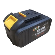 ALLSOME Electric Wrench Battery Li-ion Battery for Cordless Wrench
