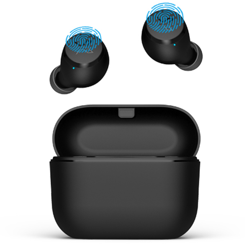 EDIFIER X3 TWS Wireless Bluetooth Earphone Bluetooth 5.0 Voice Assistant Touch Control Voice Assistant(limited Edition Is Black)