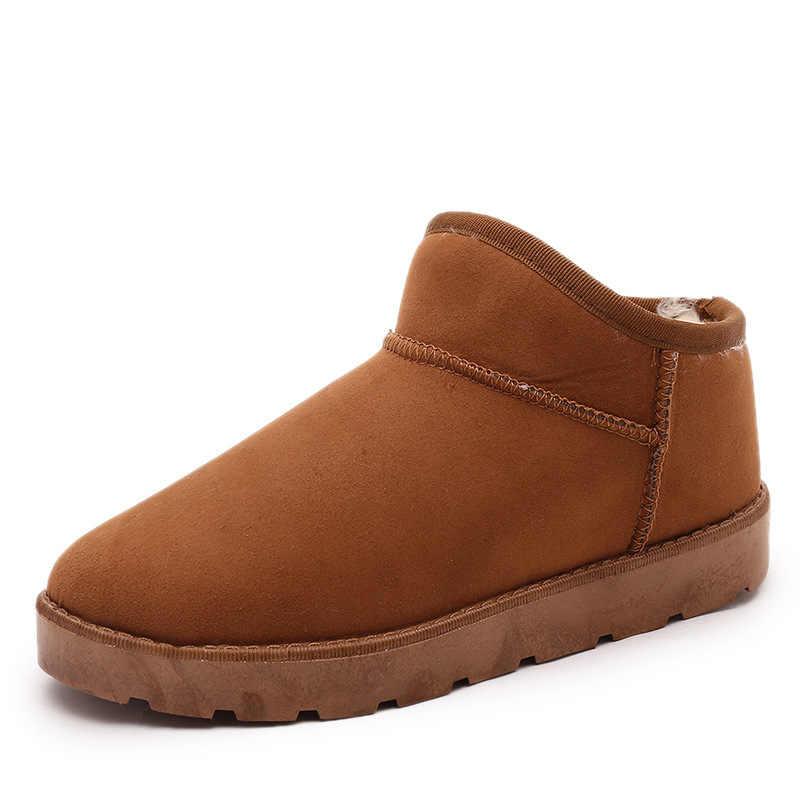 Frauen Stiefel 2019 Winter Schuhe Frau Schnee Stiefel Große Plüsch Innen Botas Mujer Wasserdichte Australischen Stiefel Weibliche Booties