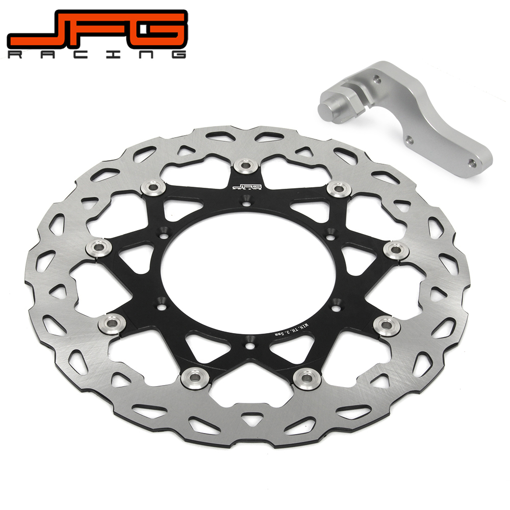 Arashi Front Rear Brake Disc Rotors for YAMAHA WR426F YZ426F 2001 Motorcycle Replacement Accessories WR YZ 426 F WR426 YZ426 426F