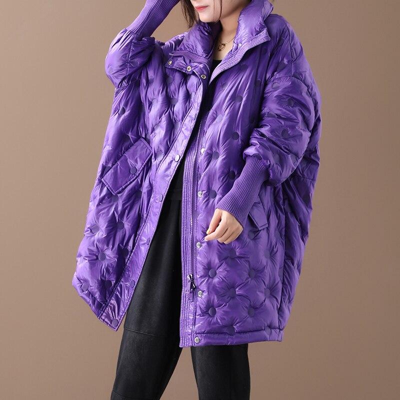 Down Parka 2019 Winter Coat Women Down Jacket Women Long White Duck Down Jacket Outwear Ultralight Female Thin Women Down Coat