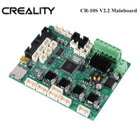 Hot Sale Creality 3D Upgrade Mothboard CR 10S V2.2 Mainboard For CREALITY 3D CR 10S 3D Printer Kit|3D Printer Parts & Accessories| |  -