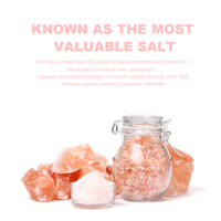 Himalayan Salt Body Scrub Deep Cleansing Ultra-hydrating Skin Care Frosted Cream 250g 2