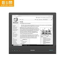 Monitor táctil de 13,3 pulgadas 2200x1650 2K E Ink Paperlike Ebook pantalla parpadeante pantalla libre cuidado de los ojos editar códigos en línea curso DASUNG