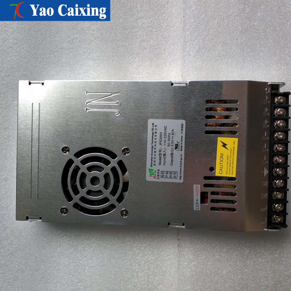 Full Color Led Display Panel Power Supply International General 110V / 230V Input, 5V Output Module AC 60a300w