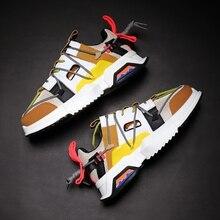 New Men Shoes Summer Lac-up Men